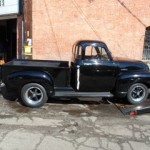 Ford Pick Up Truck with Custom Leather Interior