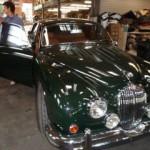 1965 Jaguar MK II Complete Interior