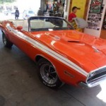 1971 Dodge Challenger Convertible Top Repair