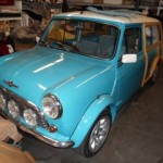 Austin Mini Cooper Woody 1966