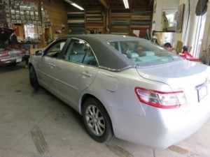 Toyota Camry Simulated Convertible