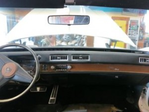 Cadillac Dash, Upper and Lower