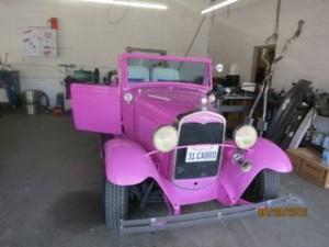 Model A  1931 Roadster