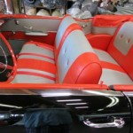 57 Chevy Bel Aire Convertible