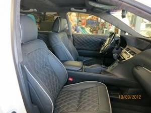Designo Style Interior on New Lexus RX