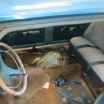 Dodge Dart Auto Interior Before Shot