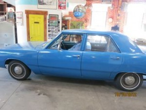 Complete Dodge Dart  Project
