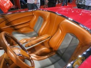 Butterscotch Dream Auto Interior Project