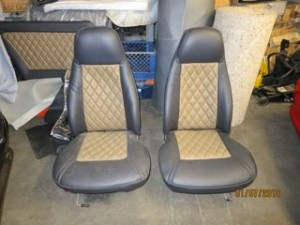 240 Z Seats Ready for Installation