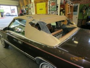 Chrysler Le Baron 1982 in Desperate Need of Replacement