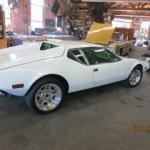 Pantera 1972 Amazing Car