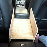 Lexus ISF custom interior Dogwalk