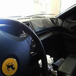 Ferrari F355 GTS dash