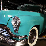 1952 Oldsmobile Rocket Ninety Eight