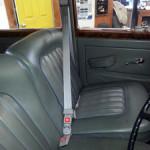 3 point Bentley seat belt