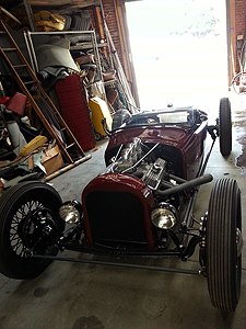 1924 Dodge Rat Rod