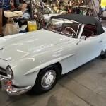 1960 190 SL MBZ