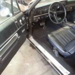 1968 Chevy Impala SS Driver Seat