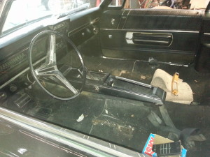 1968 Chevy Impala SS before