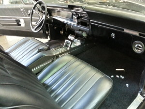 1968 Chevy Impala SS Front Seats