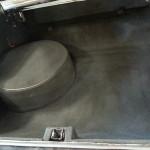 1968 Chevy Impala SS Trunk