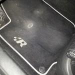 VW R32 floor mat repair