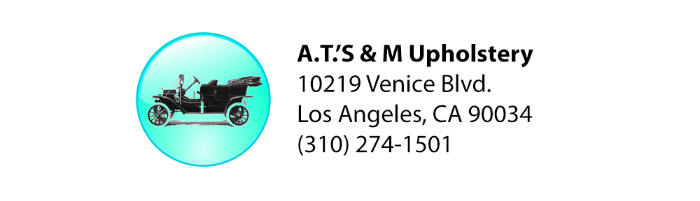 Markel's Auto Interiors – Auto Upholstery in Los Angeles – Convertible Tops in Los Angeles